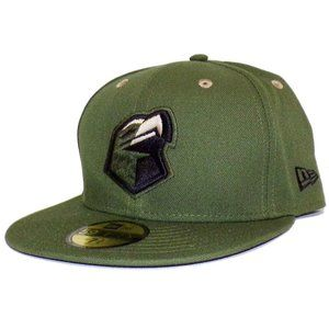 New Era Lancaster JetHawks Military Fitted Hat 734